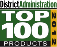 2012 District Administration Top 100 Products
