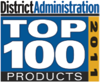 2011 District Administration Top 100 Products
